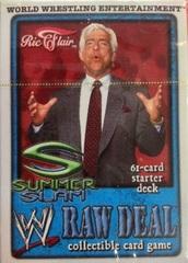 Raw Deal SummerSlam Starter Deck  Ric Flair