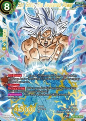 Son Goku, The Awakened Power - TB01-097 - SCR