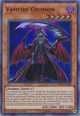 Vampire Grimson - DASA-EN004 - Super Rare - 1st Edition