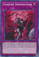 Vampire Domination - DASA-EN011 - Secret Rare - 1st Edition on Channel Fireball
