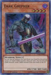 Dark Grepher - DASA-EN042 - Super Rare - 1st Edition