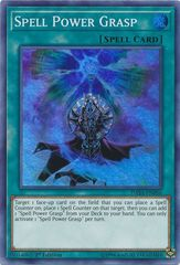 Spell Power Grasp - DASA-EN056 - Super Rare - 1st Edition