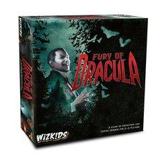 Fury of Dracula 4th Edition