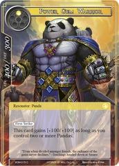 Power Gem Warrior - WOM-015 - C