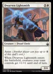 Dwarven Lightsmith - Foil