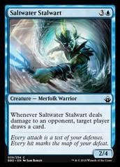 Saltwater Stalwart - Foil