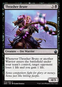 Thrasher Brute - Foil