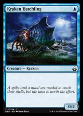 Kraken Hatchling - Foil