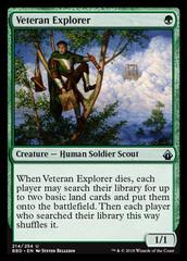 Veteran Explorer - Foil