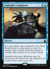 Zndrsplt's Judgment - Foil