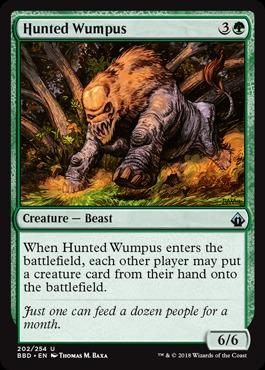 Hunted Wumpus