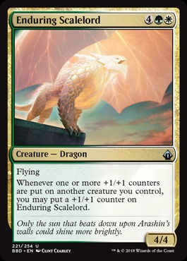 Enduring Scalelord