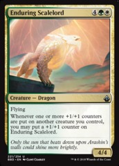 Enduring Scalelord - Foil