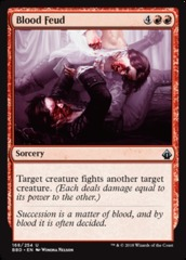 Blood Feud - Foil