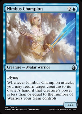 Nimbus Champion