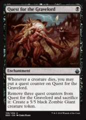 Quest for the Gravelord - Foil