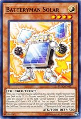 Batteryman Solar - FLOD-EN027 - Common - Unlimited Edition on Channel Fireball