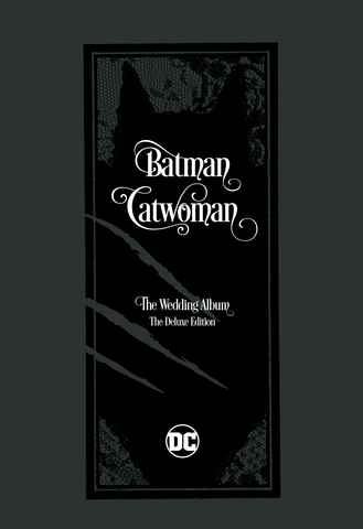 Batman Catwoman The Wedding Album Deluxe Ed Hc (JUN180572)