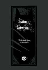 Batman Catwoman The Wedding Album Deluxe Ed Hc (JUN180572)