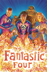 Fantastic Four #1 (Ross 50 Copy Incentive Variant)