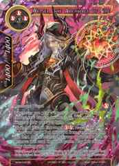 Welser, the Archmage of Fire (Full Art) - WOM-042 - SR