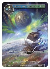Beyond the Threshold of Time (Full Art) - WOM-111 - R