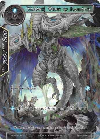 [Variant] Wings of Ragnarok (Full Art) - WOM - 123 - C