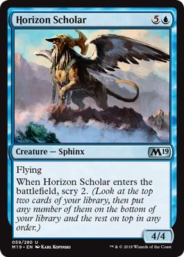Horizon Scholar - Foil