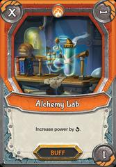 Alchemy Lab (Unclaimed)