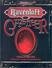 Ravenloft Gazetteer, Vol. 3