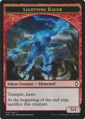 Lightning Rager Token (10)