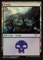 Swamp - Foil - 2018 Standard Showdown