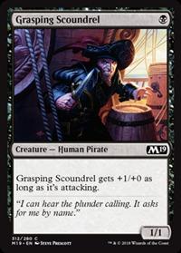 Grasping Scoundrel - Planeswalker Deck Exclusive