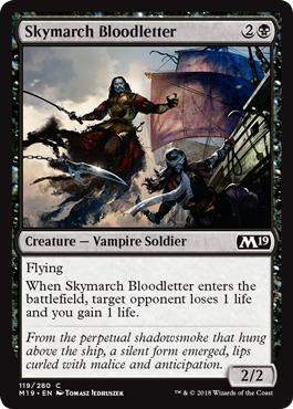 Skymarch Bloodletter - Foil