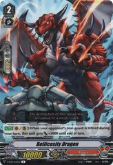 Bellicosity Dragon - V-BT01/035EN - R on Channel Fireball