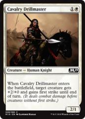 Cavalry Drillmaster - Foil