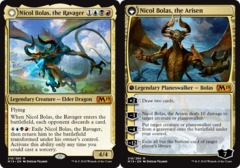 Nicol Bolas, the Ravager - Foil