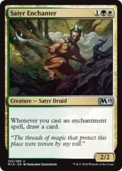Satyr Enchanter - Foil