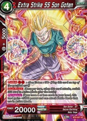 Extra Strike SS Son Goten - BT4-007 - UC