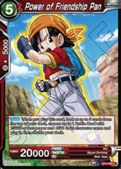 Power of Friendship Pan (Foil) - BT4-009 - C