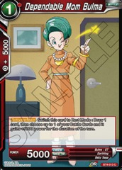 Dependable Mom Bulma - BT4-013 - C