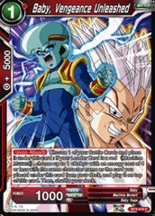 Baby, Vengeance Unleashed - BT4-018 - C