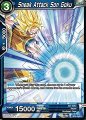 Sneak Attack Son Goku (Foil) - BT4-026 - C