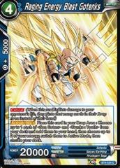 Raging Energy Blast Gotenks - BT4-034 - C