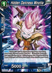 Hidden Darkness Minotia (Foil) - BT4-041 - C