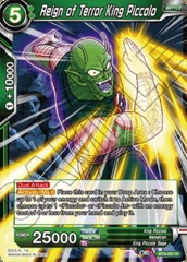 Reign of Terror King Piccolo - BT4-051 - R