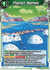 Planet Namek (Foil) - BT4-069 - C