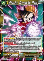 Plucky Dynasty Pan - BT4-086 - UC