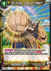 Ox-King, Dad at Heart (Foil) - BT4-088 - C