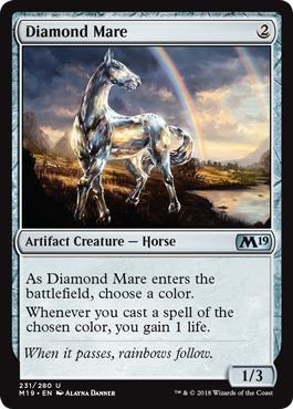 Diamond Mare - Foil